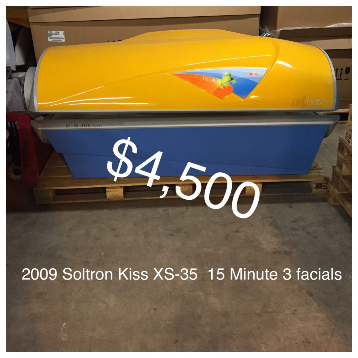 Used Tanning Beds Atlantic Tanning Distributors